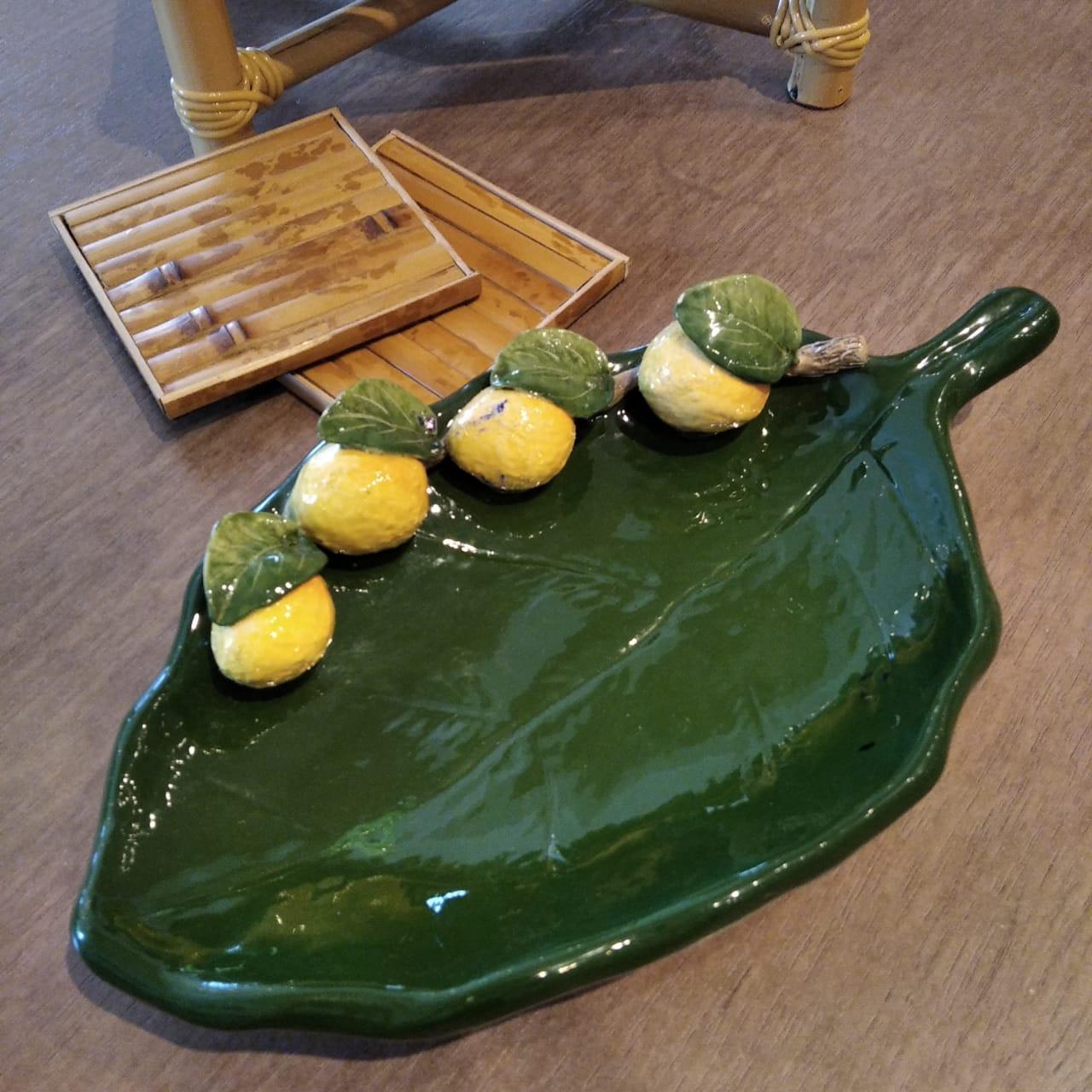Petisqueira de Limão Siciliano  - Lemis