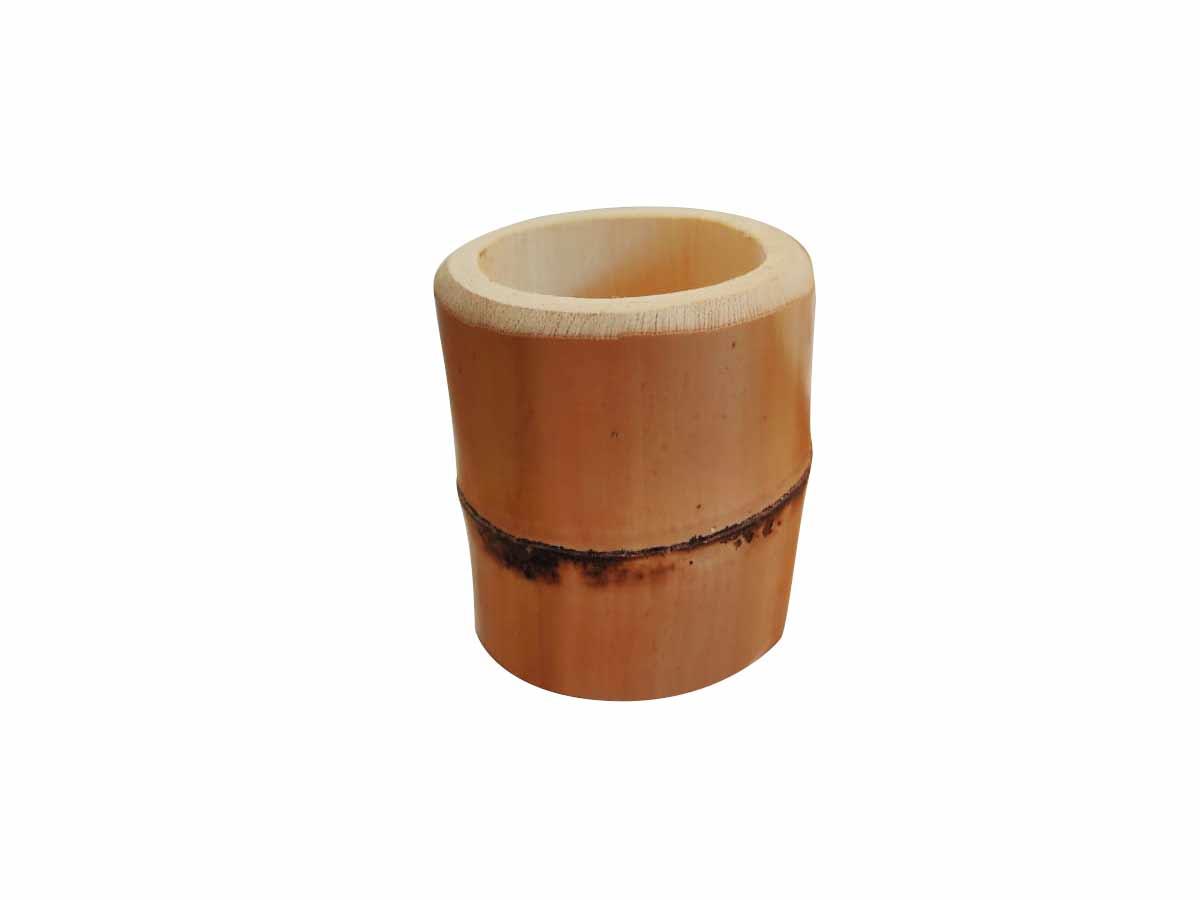 Porta Guardanapo Bambu Tradicional  - Lemis