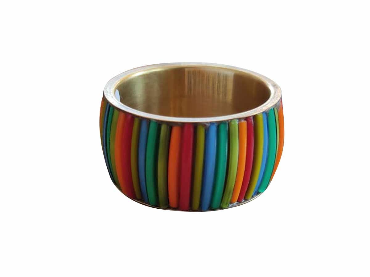 Porta Guardanapo Ceramica  - Lemis