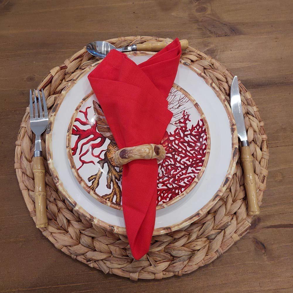 Prato Sobremesa Concha Sardenha  - Lemis