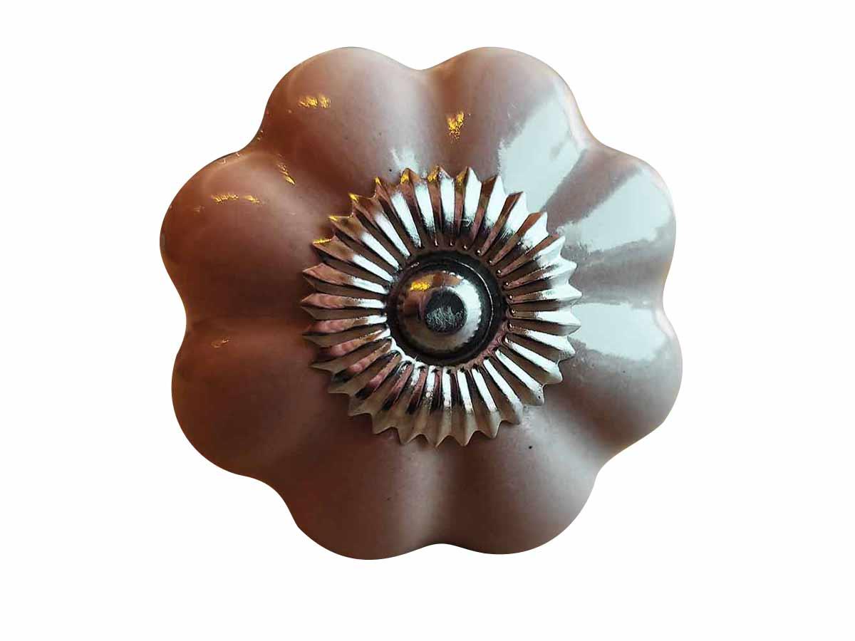 Puxador Porta em Cerâmica  - Lemis