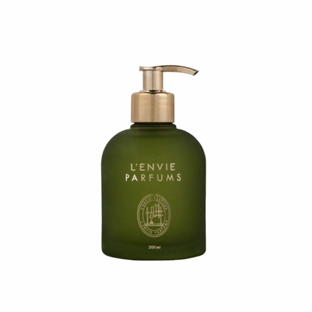 Sabonete Líquido Flor de Laranjeira 200ml Lenvie  - Lemis