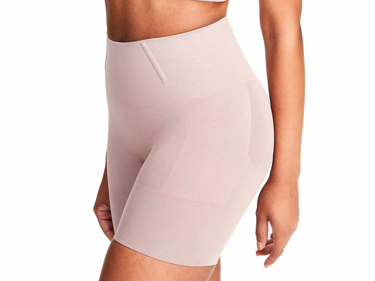 Shorts Feminino Skin Blush Plié  - Lemis