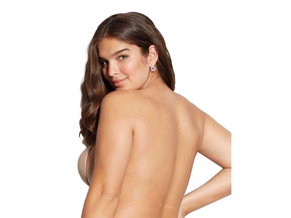 Sutiã Hope Invisível Aderente Nude  - Lemis
