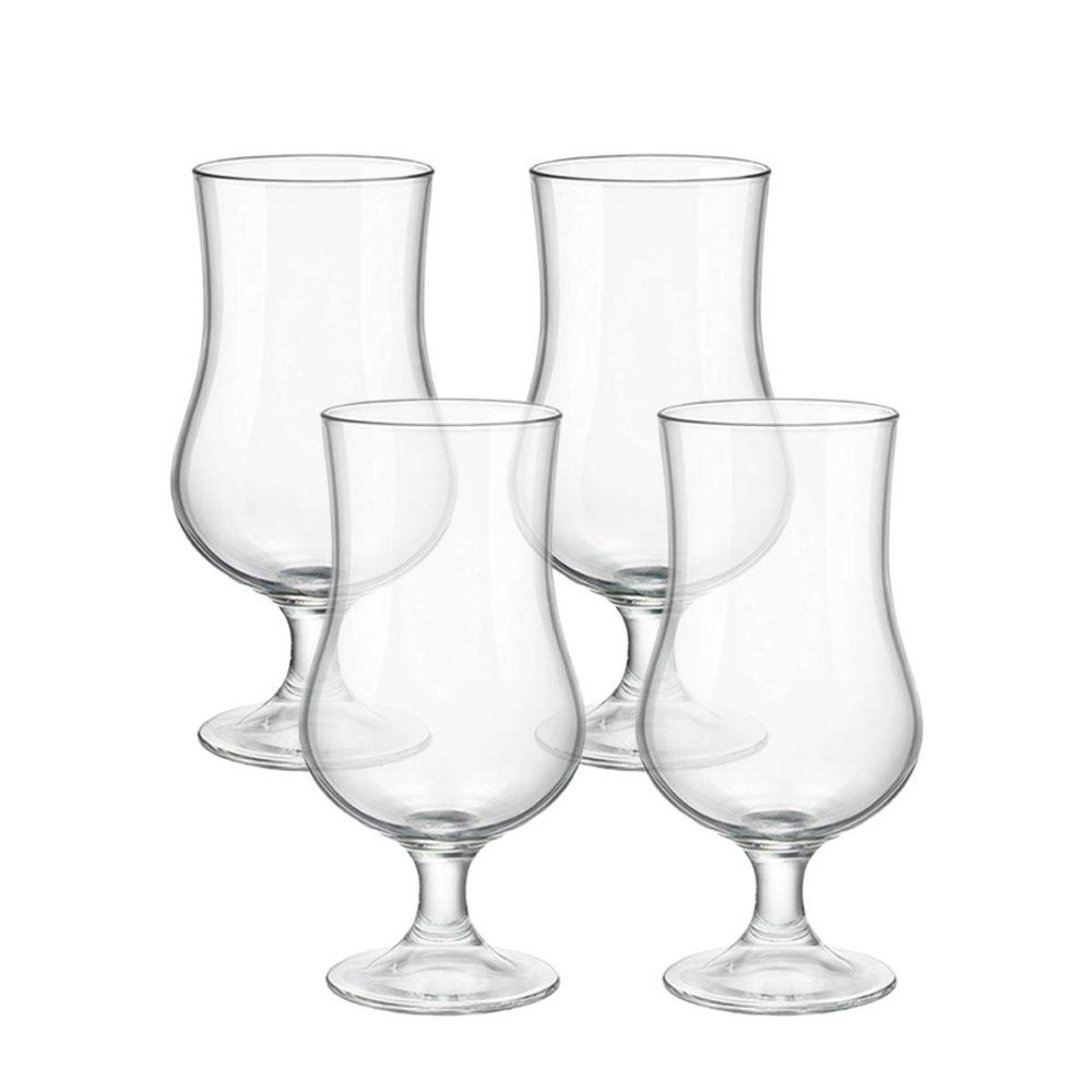 Taça Cerveja Vidro Transparente 420 ml  - Lemis
