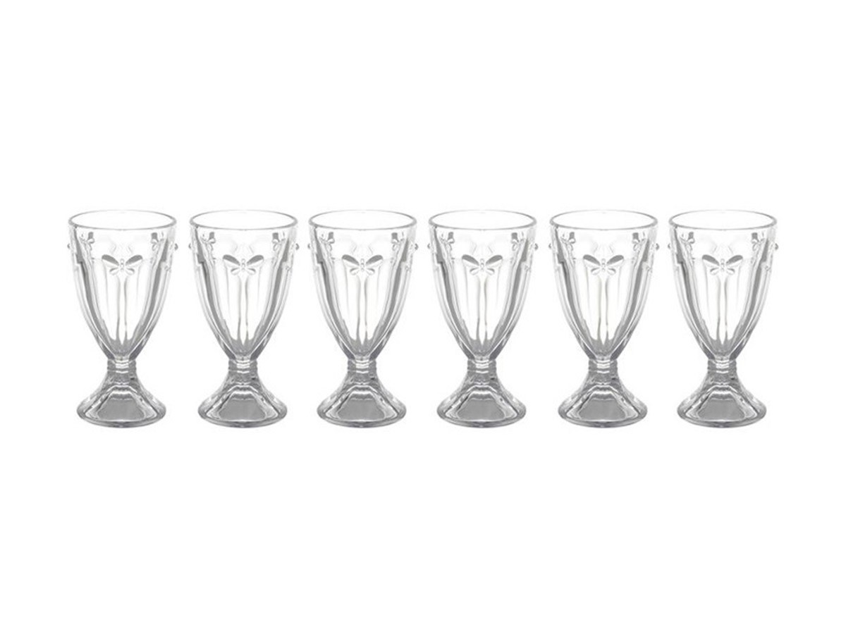 Taça de Vidro Sodo Cálcico Multiuso Transparente 270 ml  - Lemis