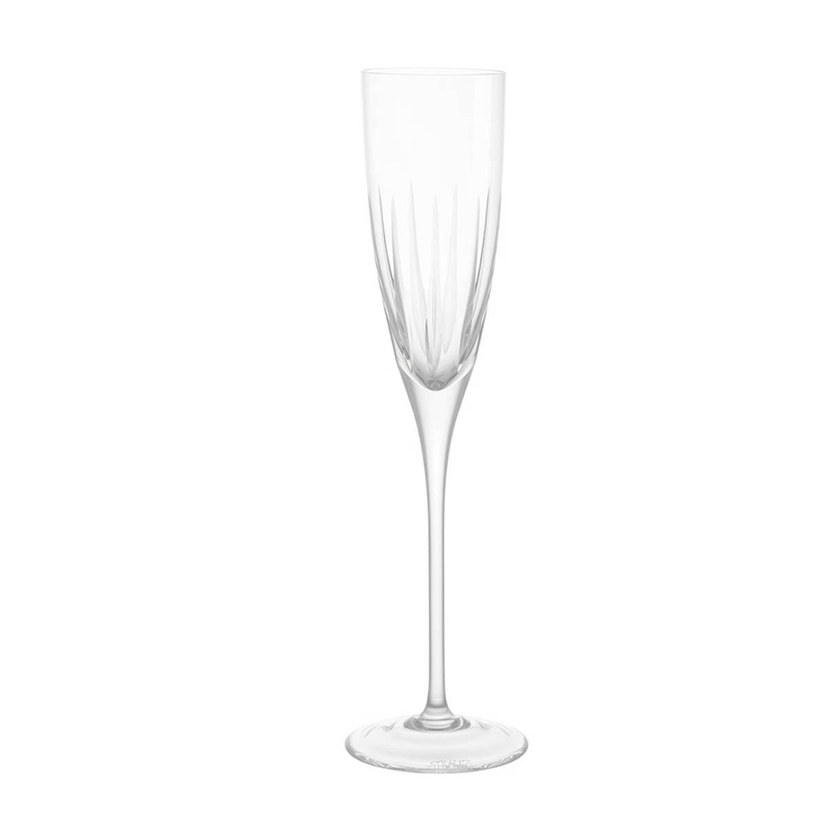 Taça para Espumante de Cristal BTC 200 ml  - Lemis