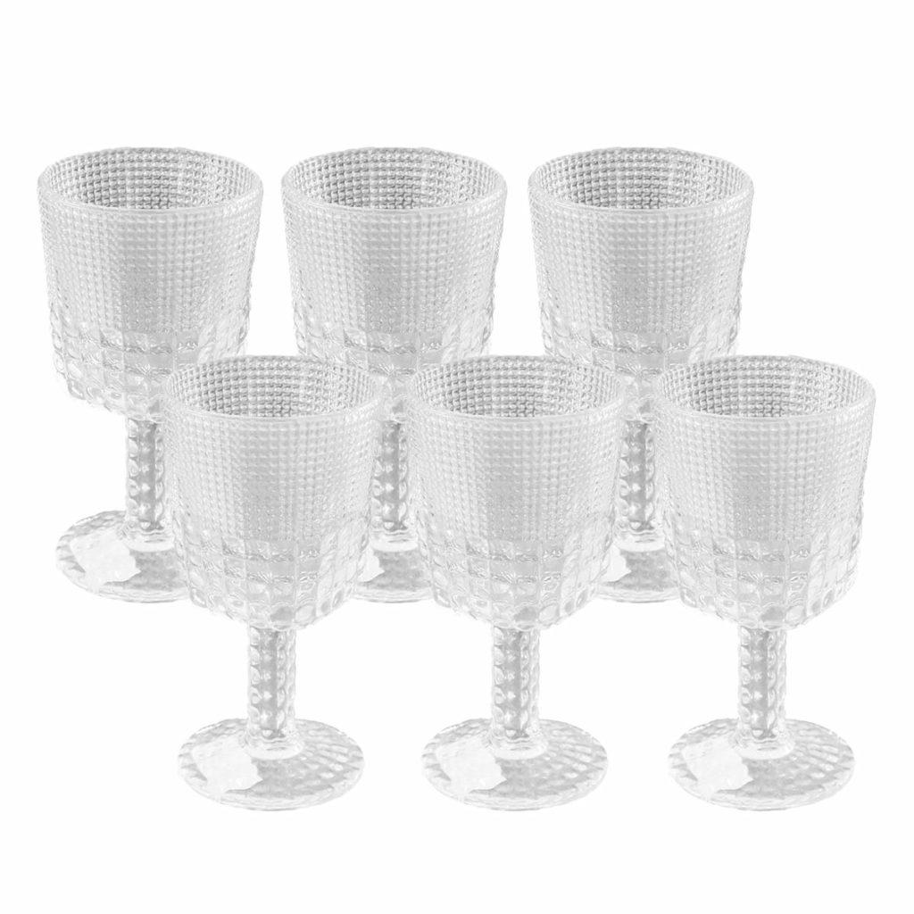 Taça Transparente Vidro Btc 290 ml  - Lemis