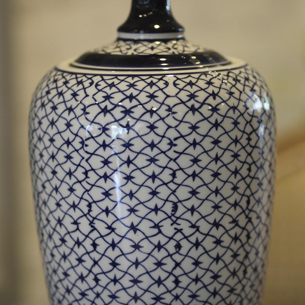 Vaso Decorativo em Ceramica e Metal  - Lemis