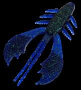 Isca Artificial CrayFish Azul 10cm 5 Uindades Yara