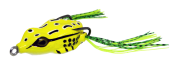 Isca Artificial Crazy Frog 4,5cm Amarelo 9g Yara