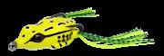 Isca Artificial Crazy Frog 5,5cm Amarelo 11,5g Yara