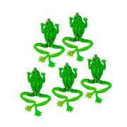 Isca Artificial Frog Soft com anzol ante-enrosco 5 unidades