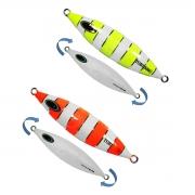 Isca Artificial Jig Tobi Slow Jigging 500g 17cm Sea Fishing