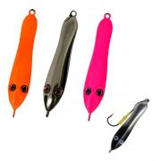 Kit 4 iscas artificiais Jumping Jig 30g 5,8 cm Matt's