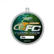 Linha Fluorocarbono GT FC 1,10mm 104lb 47kg 30m Tokuryo