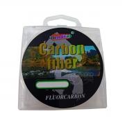 Linha Lider 100% Fluocarbono 0.37mm 31lb (14,5kg) 50m