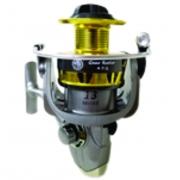 Molinete 3000 HO 13 Rolamentos Carretel Alumínio Drag 3,5kg
