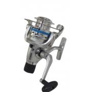 Molinete 8 Rolamento Carretel Alumínio Fricção Traseira 3000