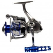 Molinete  Raven 4000 11 rolamentos  Drag 12kg Sea Fishing Salt Water (2 manilvelas)