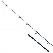 Vara Molinete Tuna Carbon IM8 2.30m PE 4-6 Cabo Up-Set Lumis