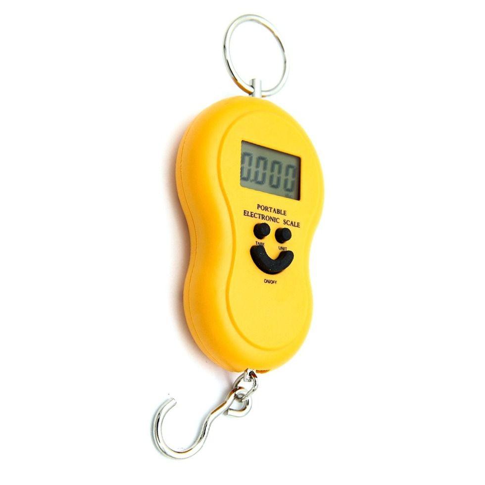 Balança Portátil Digital de Bolso Pesa 2g até 50kg A04