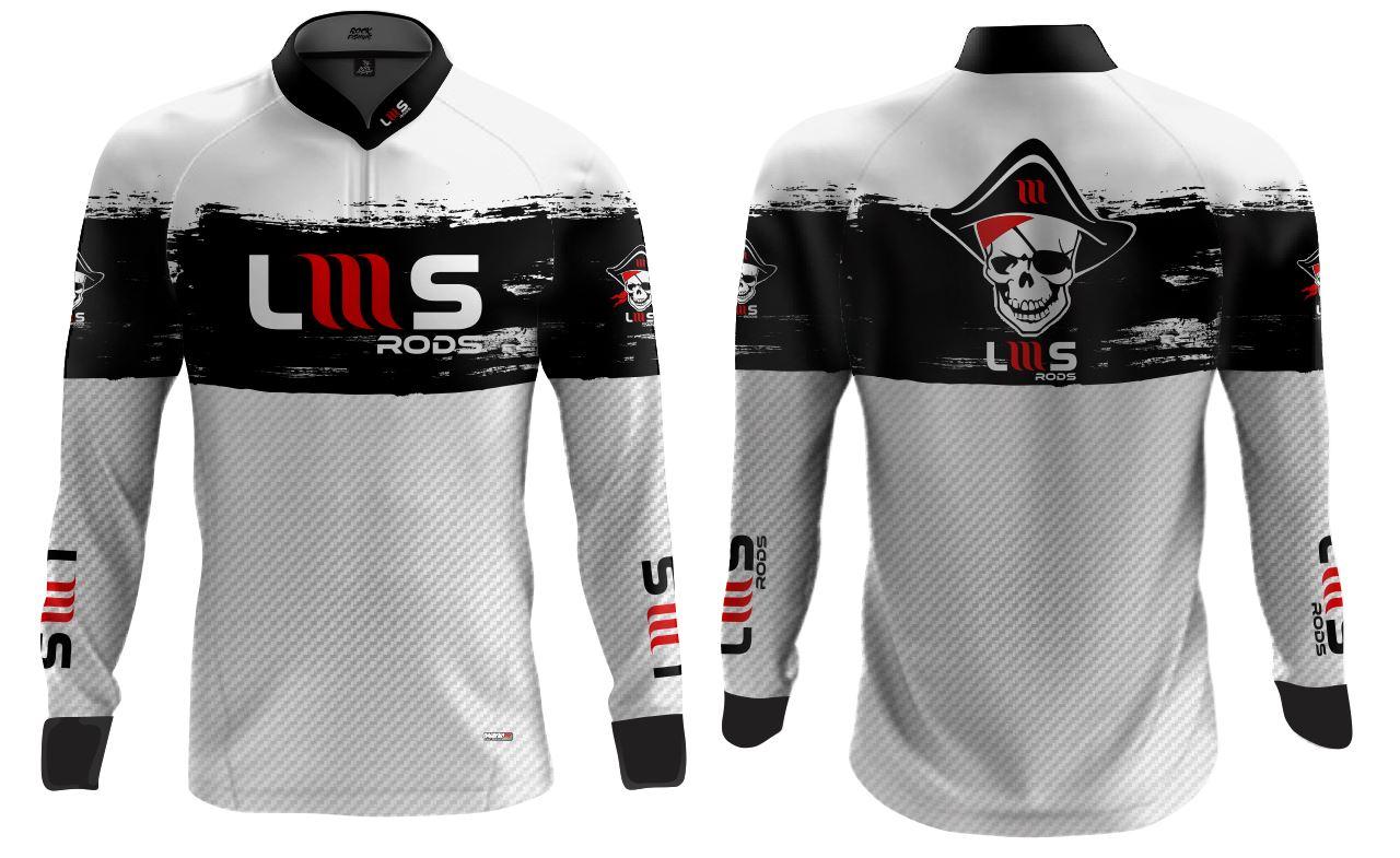 Camisa De Pesca Masculina Com Proteção Solar U V 50+ Lumis - New Model