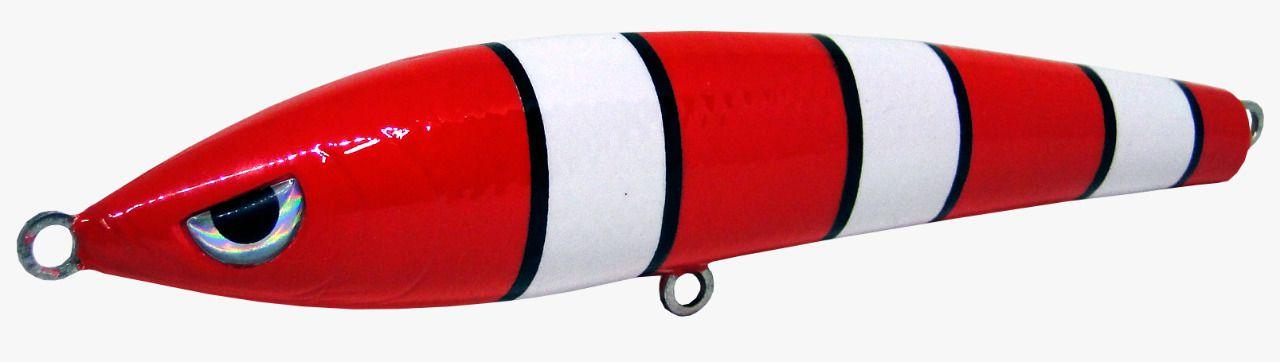 Isca Artificial Hunter Bait 14cm Cobra Coral 32g Yara
