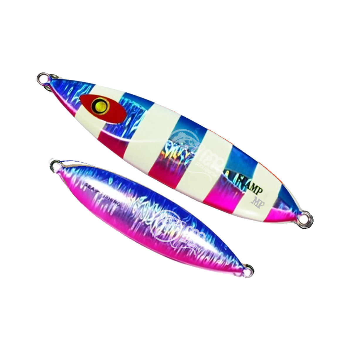 Isca Artificial Jig Scamp Slow Jigging 120g 11cm Sea Fishing