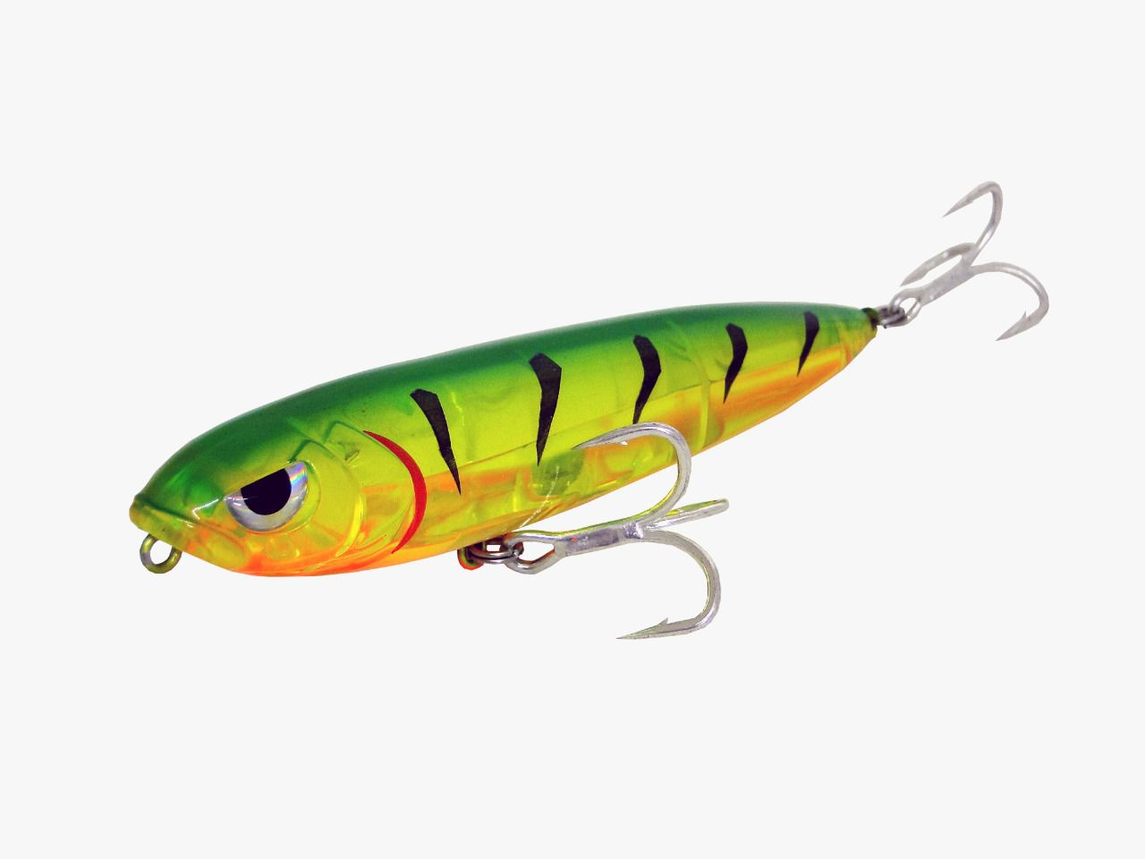 Isca Artificial Mad Dog 12cm Cor Fire Tiger 26gr Yara