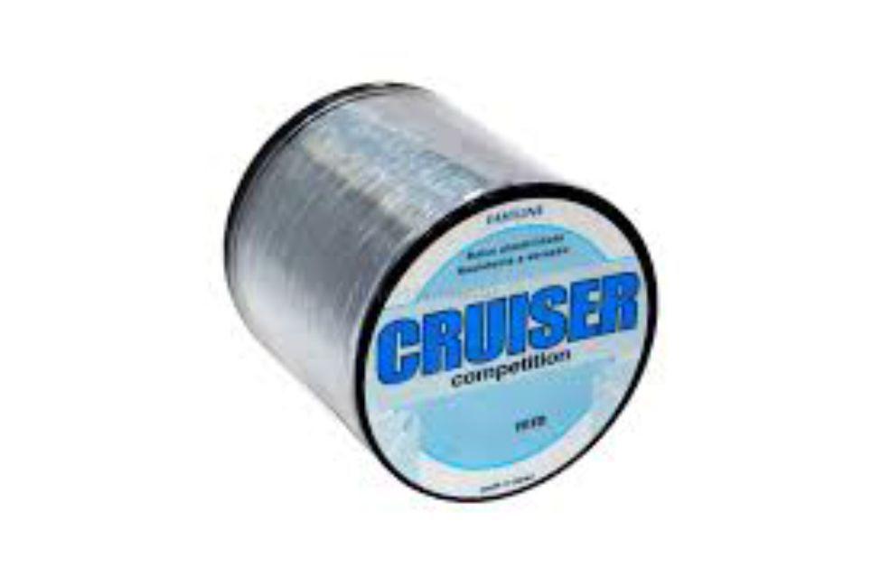Linha Monofilamento Cruiser 0,43mm 500mts Fastiline