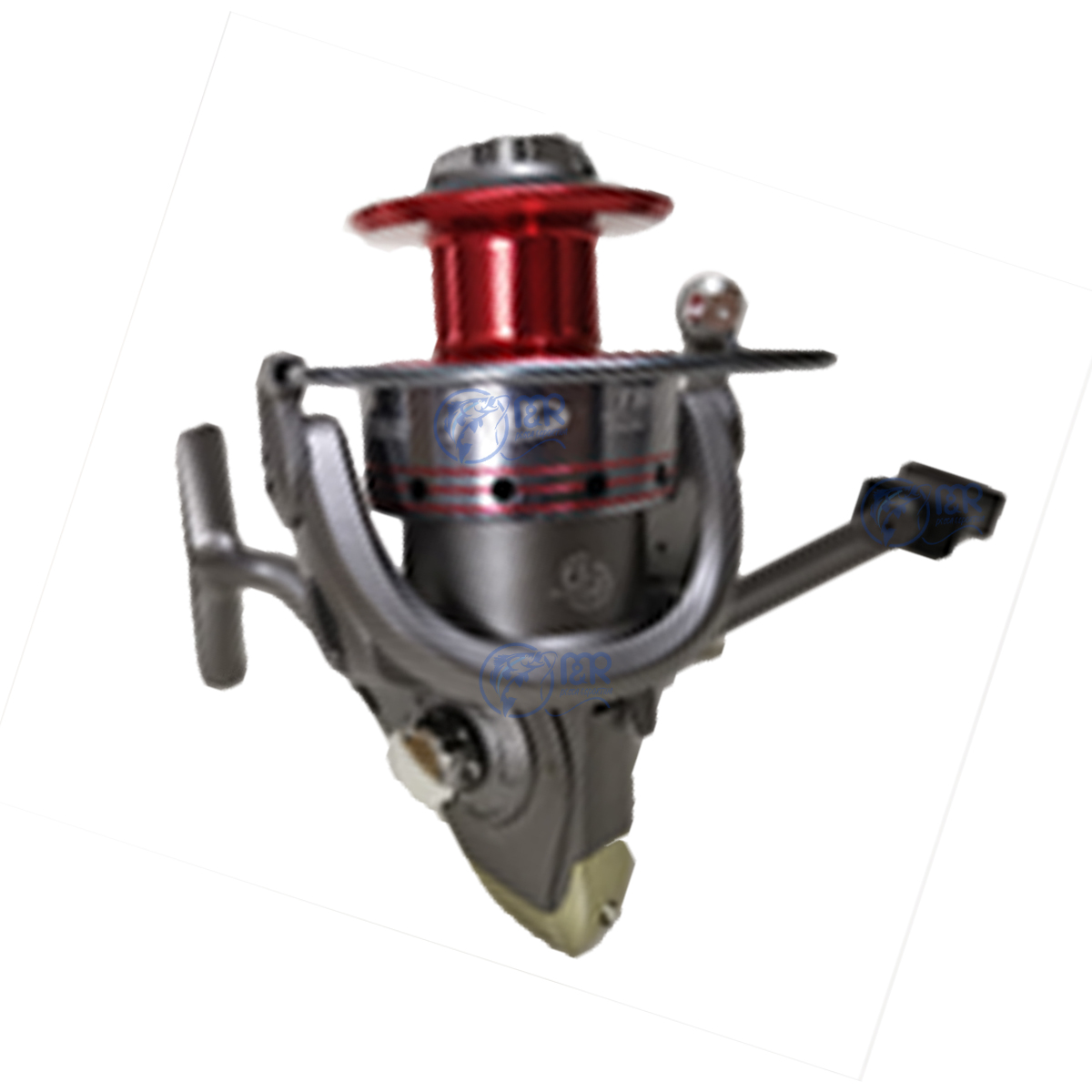 Molinete 3000 TB 6 Rolamentos Carretel Alumínio Drag 3,5kg
