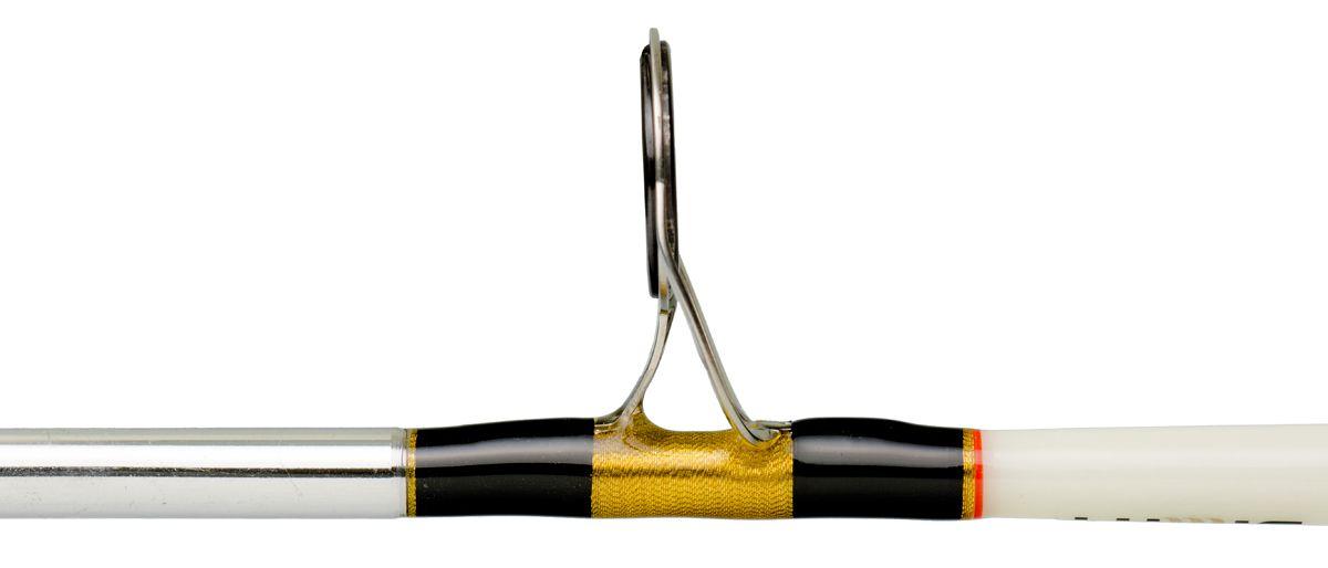 Vara Molinete Samurai 1,65m 20-40lb 2 Partes Lumis