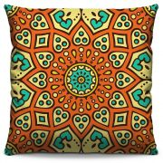 Almofada Estampada Colorida Classic Mandalas 306