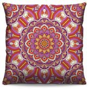 Almofada Estampada Colorida Classic Mandalas 309