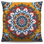 Almofada Estampada Colorida Classic Mandalas 315