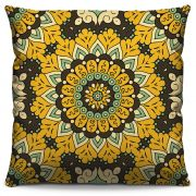 Almofada Estampada Colorida Classic Mandalas 316