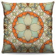 Almofada Estampada Colorida Classic Mandalas 337