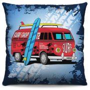 Almofada Estampada Colorida Pop Kombi Surf 173