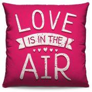 Almofada Estampada Colorida Pop Love Is In The Air 177