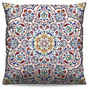 Capa de Almofada Estampada Colorida Classic Mandalas 112