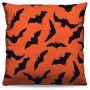 Capa de  Almofada Estampada Colorida Kids Morcegos 231