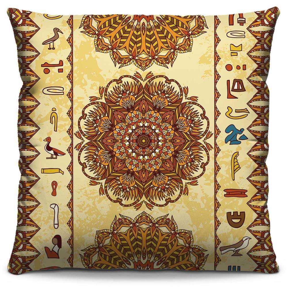 Almofada Estampada Colorida Classic Mandalas 61