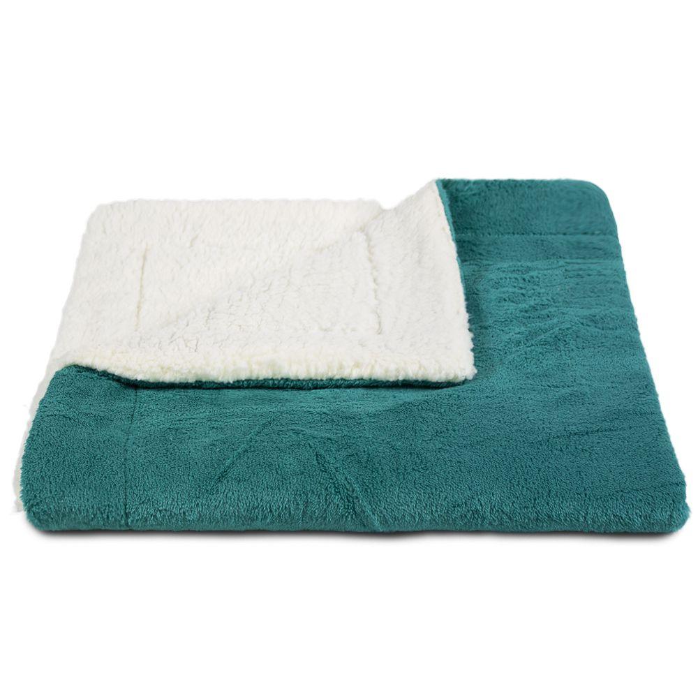 Manta Dupla Face Cobertor Cães e Gatos 80x70cm MT02