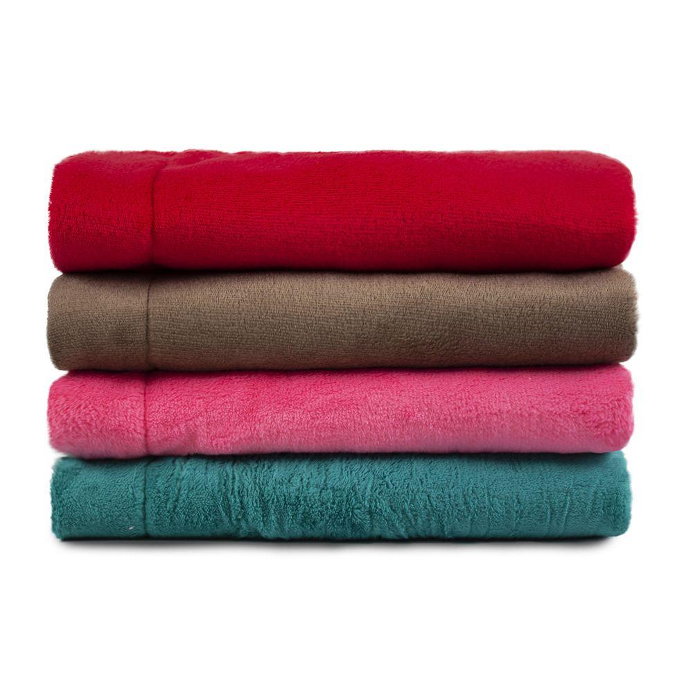 Manta Dupla Face Cobertor Cães e Gatos 80x70cm MT04