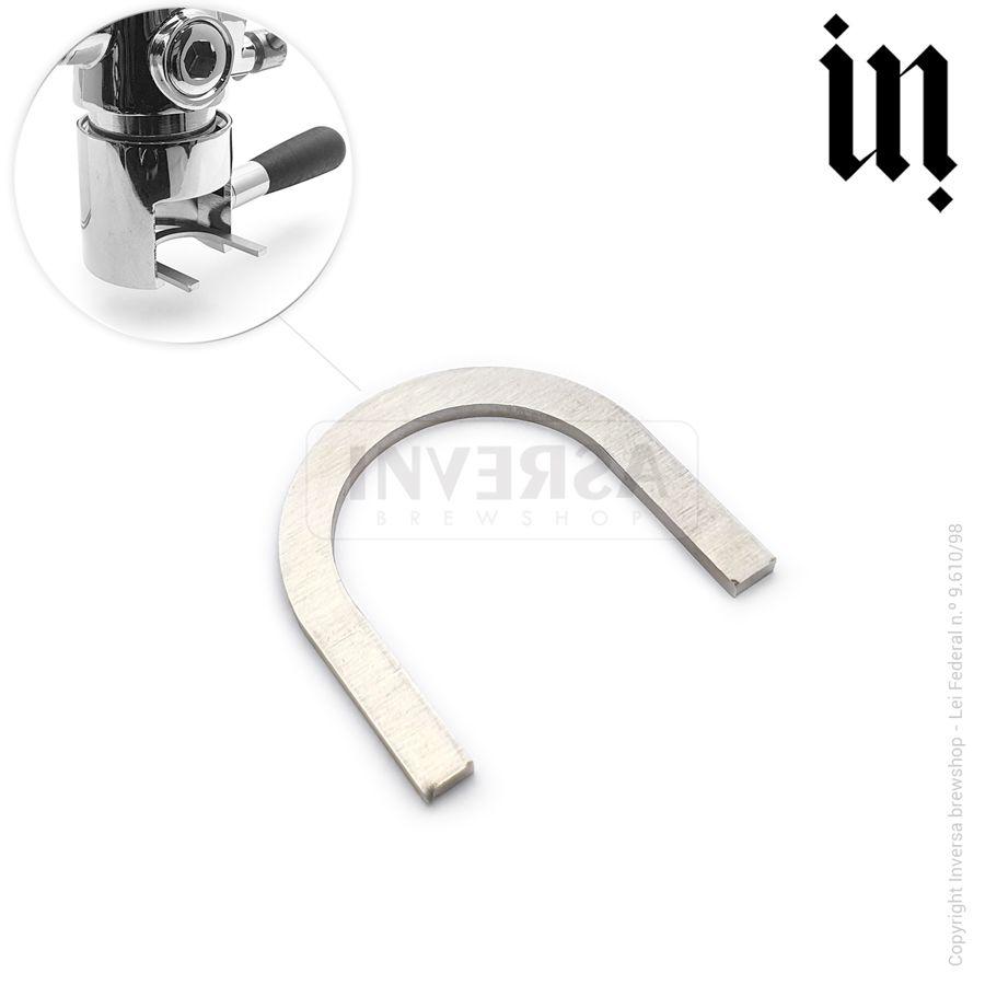 Adaptador p/ Garrafas de Vidro (Torneira Enchedor Contrapressão)