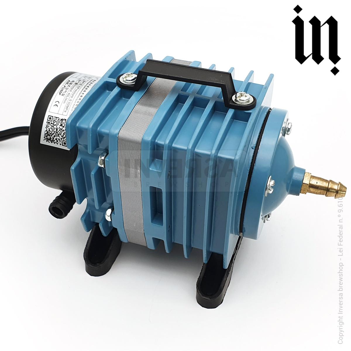 Compressor De Ar Eletromagnético Aco-002 40 L/min 35w