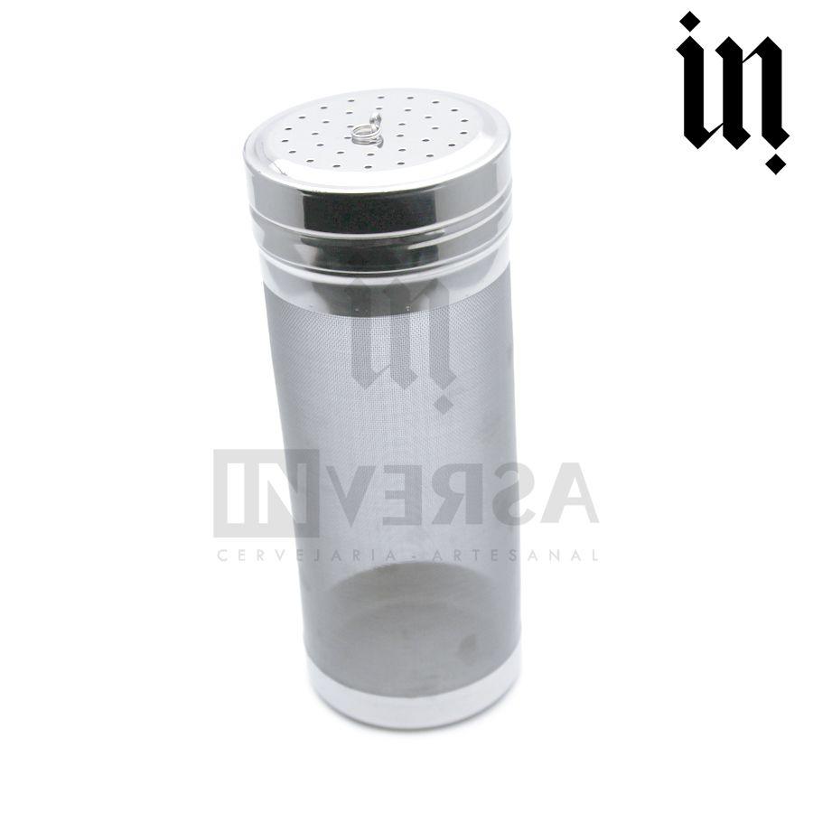 Hop Bag Cesto Inox para Lúpulo (Dry Hopping) 7cm x 18cm