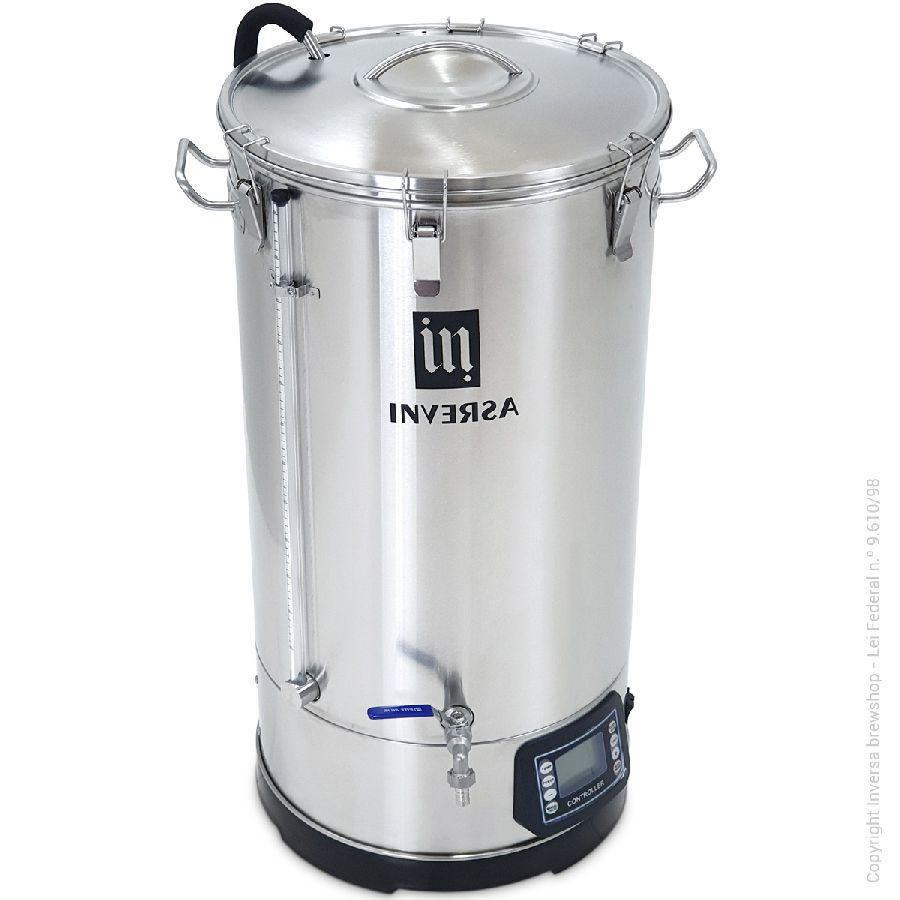 MicroCervejaria Inversa 70 litros (Single Vessel) - Standard 2021