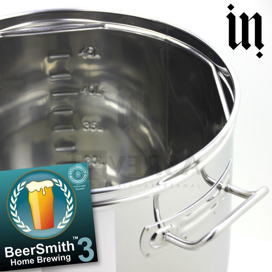 Perfil BeerSmith Inversa 52L